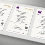 certifications QSE