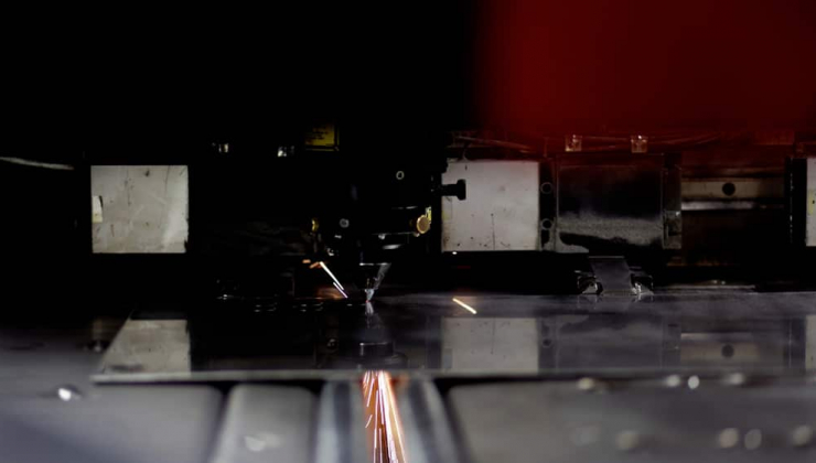 Gravure laser sur inox