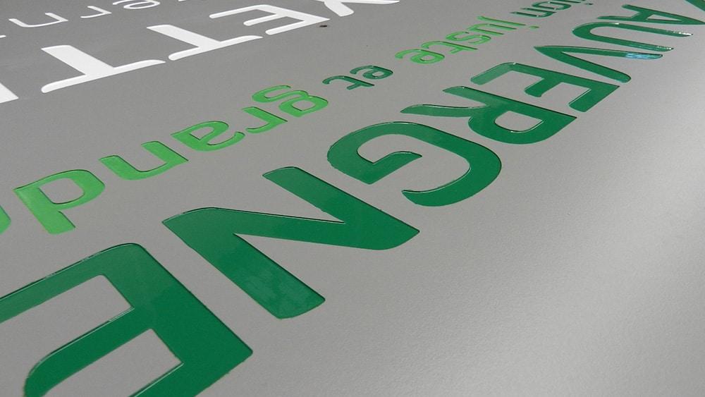 Plaque Grave Gravure Plaque Gravure Aluminium tiquette