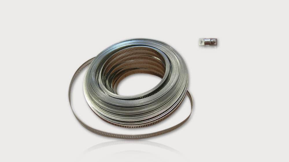 collier de serrage pour support de fixation marquage moderne. Black Bedroom Furniture Sets. Home Design Ideas