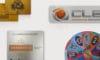 Plaques promotionnelles fabriquées en aluminium anodisé et impression numérique